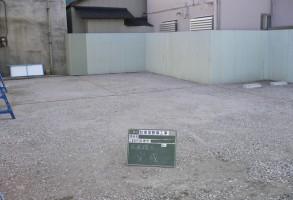 前橋市T様駐車場整備工事
