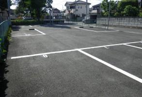前橋市K様駐車場舗装工事