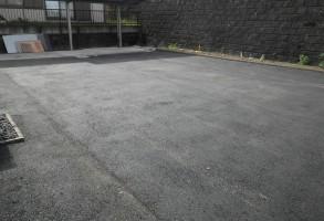 渋川市K様駐車場舗装工事