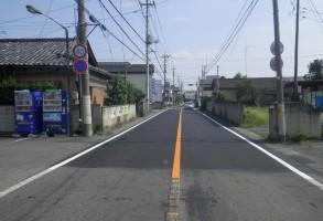単独道路維持修繕事業 (緊急路面改善)