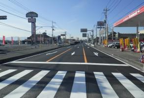 単独道路維持修繕事業(緊急路面改善)