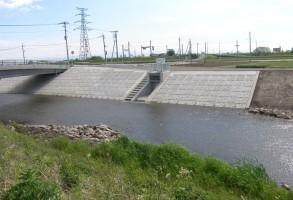 社会資本整備総合交付金(水の安全・安心基盤整備)樋門