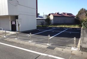 前橋市Nビル様 駐車場整備工事