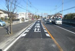 単独街路事業(管理) 舗装補修工事