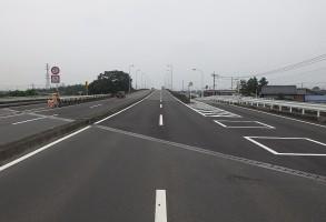 新小屋原橋補修工事