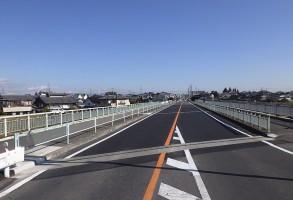 (主)前橋大間々桐生線 天神橋・天神橋側道橋