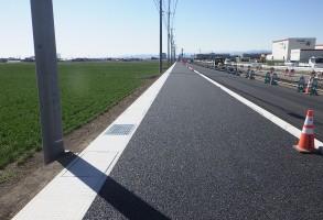 単独公共 単独道路改築事業 水路工 分割4号