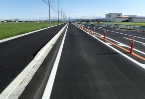 補助公共 社会資本総合整備(活力・一般)道路改良工 分割4号