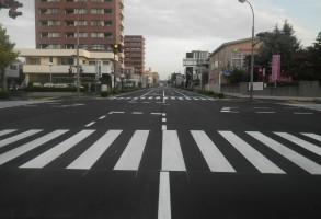 単独公共 単独道路維持修繕事業(舗装(緊急改善))切削オーバーレイ工事