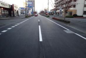 防災・安全交付金(道路)舗装修繕工事(第2号)
