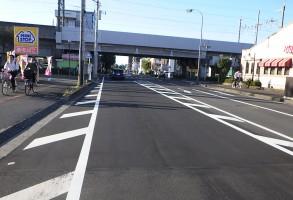 単独道路維持修繕事業(緊急路面改善) 切削オーバーレイ工事