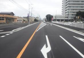 防災・安全交付金(道路) 道路改良工事(道建第7号)