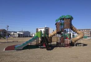 (仮称)松並木1号公園 遊戯施設整備工事(分割2号)